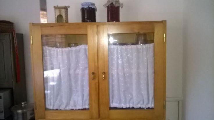 Függöny és Vitrin