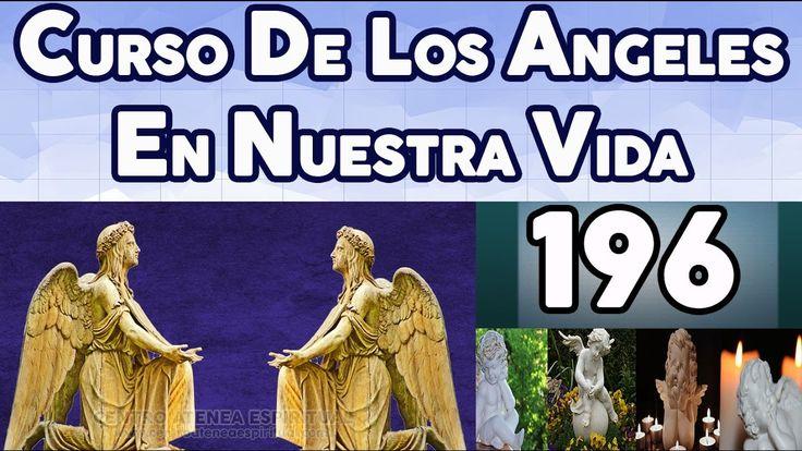 CURSO DE LOS ANGELES EN NUESTRA VIDA 196, EL ESPÍRITU DE LA NOCHE.