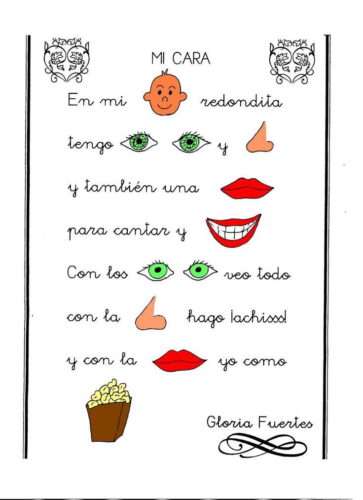 Mi cara - Gloria Fuertes