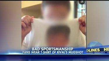 Indiana School's Fans Taunt Opposing Soccer Player With Mug Shot Shirts | Fox News Insider