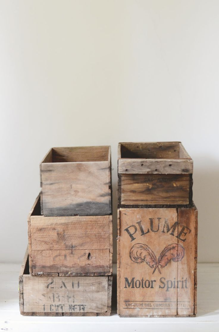Lily and Bramwell | Event hire Adelaide, South Australia   Vintage wooden boxes  Rustic wooden boxes in various sizes.