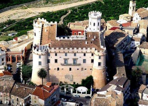 Castello Ducale di Corigliano Calabro - Storia e Impressioni