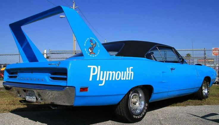 Superbird American Muscle Car Connection From The S And