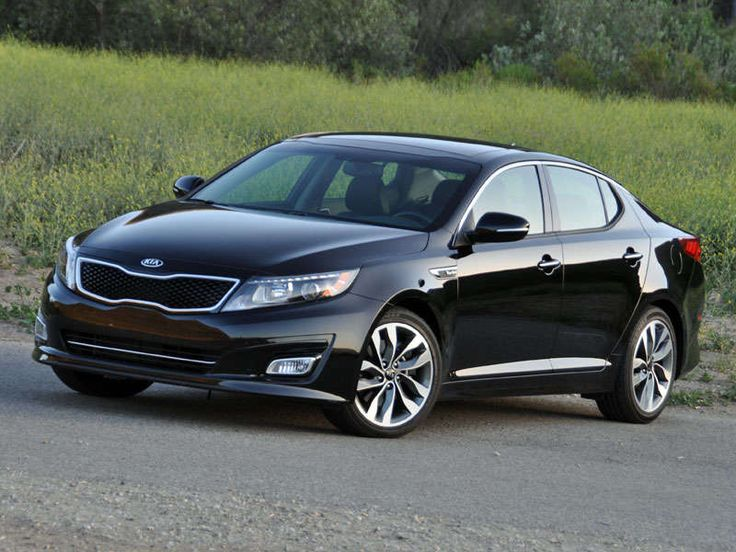 The 2015 Kia Optima EX is a new car you can afford for around the price of Pi. $31,415 #PiDay