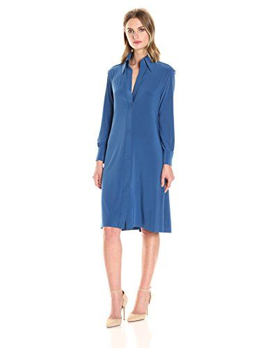 New Norma Kamali Women's NK Shirt Swing Dress To Knee In Marine online. Find the perfect Rong store Dresses from top store. Sku qcru49224iysm42247