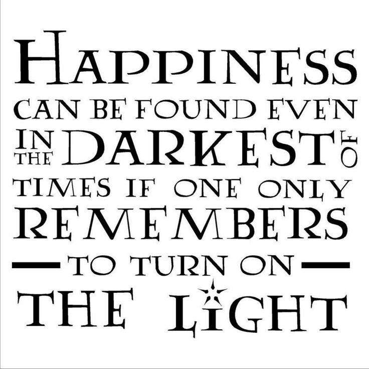 Harry Potter Happiness Quote Quotations Things