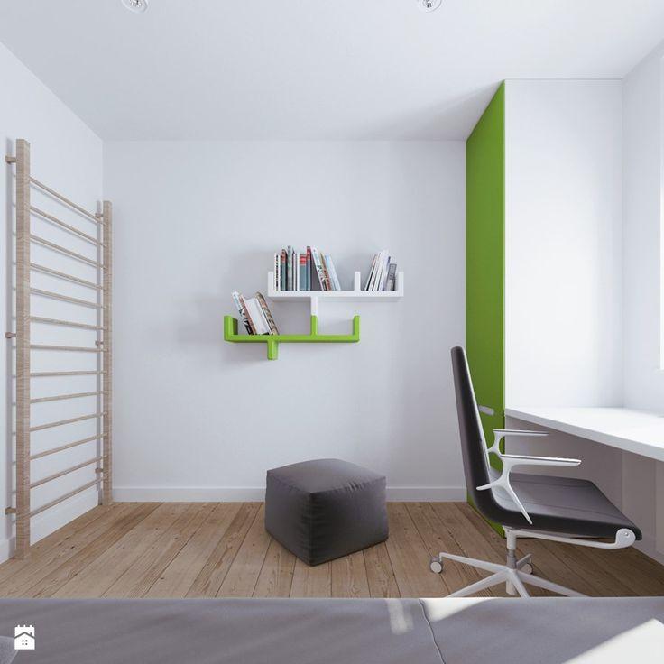 Pokój dziecka styl Skandynawski Pokój dziecka - zdjęcie od 081architekci