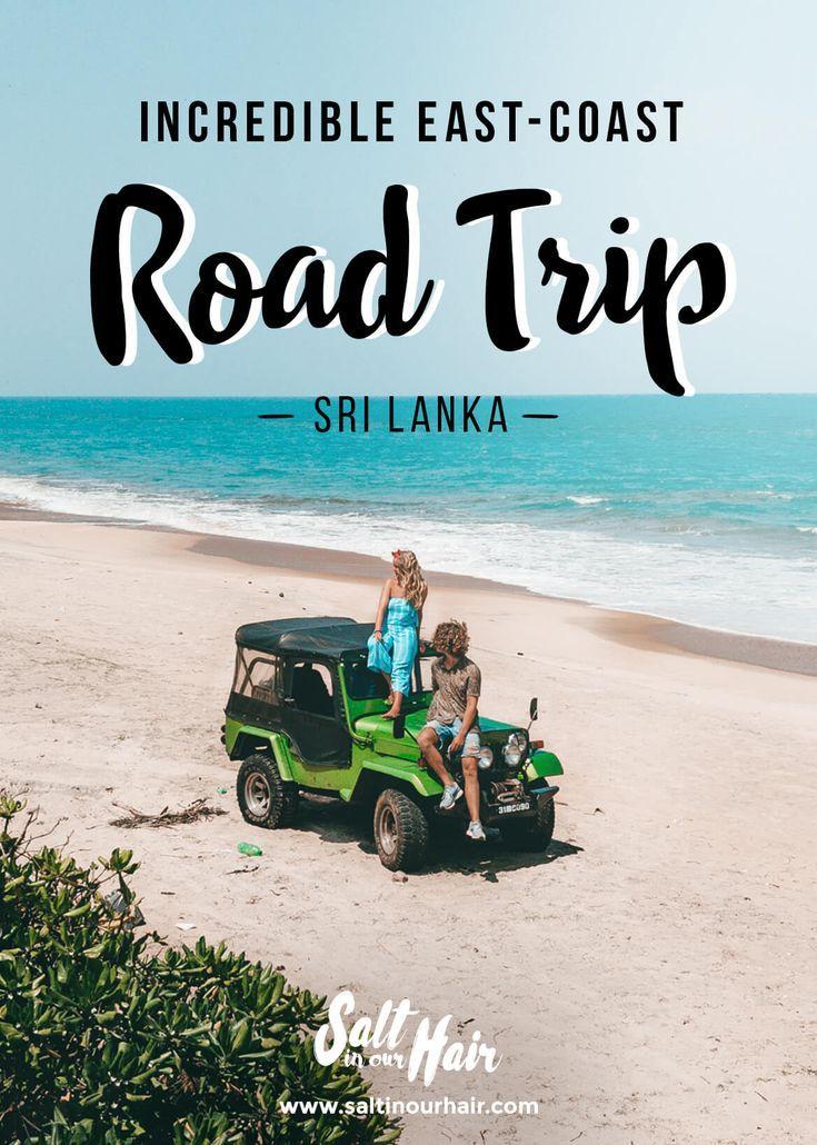 Sri Lanka Road Trip Explore The Untouched East Coast Of Sri