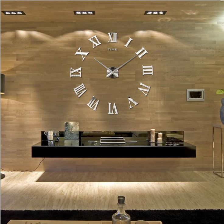 best 25 mirror wall clock ideas on pinterest scandinavian wall clocks living room wall. Black Bedroom Furniture Sets. Home Design Ideas