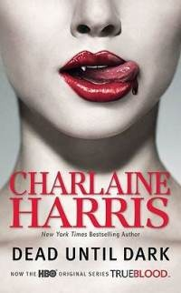 Dead Until Dark by Charlaine Harris.  The book True Blood is based on.