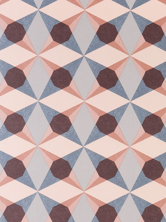 Jocelyn Warner 'Cube Star' wallpaper
