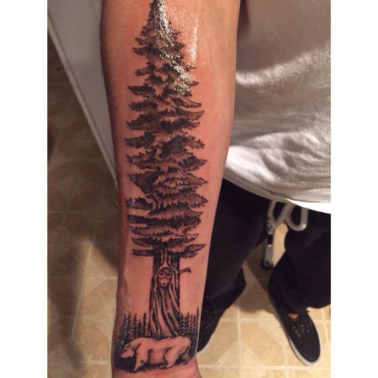 california redwood tattoo tattoos pinterest tattoos and body art california and redwood. Black Bedroom Furniture Sets. Home Design Ideas