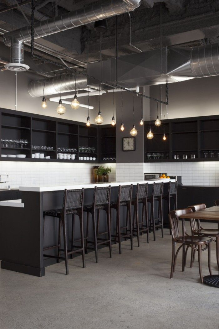 75 best [Office] Kitchen images on Pinterest | Corporate interiors ...