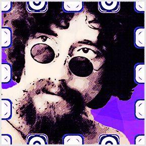 Raul Seixas - Cazuza - Quadrinhos confeccionados em Azulejo no tamanho 15x15 cm.Tem um ganchinho no verso para fixar na parede. Inspirados em cantores e compositores brasileiros. Para entrar em contato conosco, acesse: www.babadocerto.com.br
