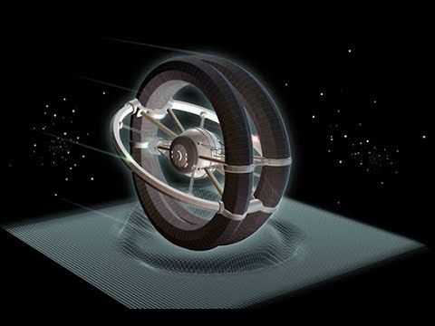 """NASA Warp Drive Project - """"Speeds"""" that Could Take a Spacecraft to Alpha Centauri in Two Weeks - YouTube"""