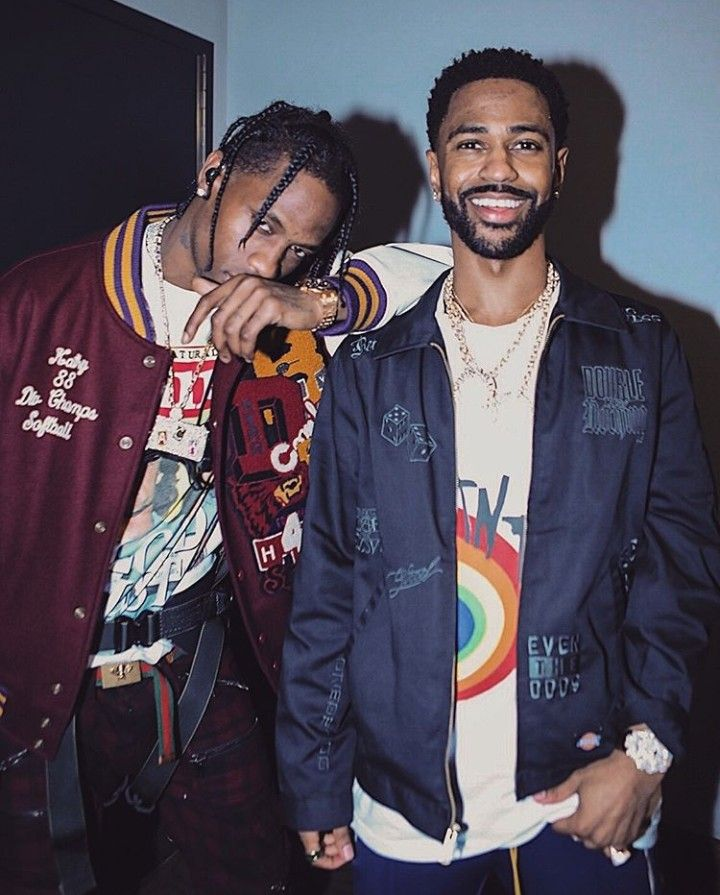 genius #travis #bigsean | Big sean, Travis scott, Supermodels