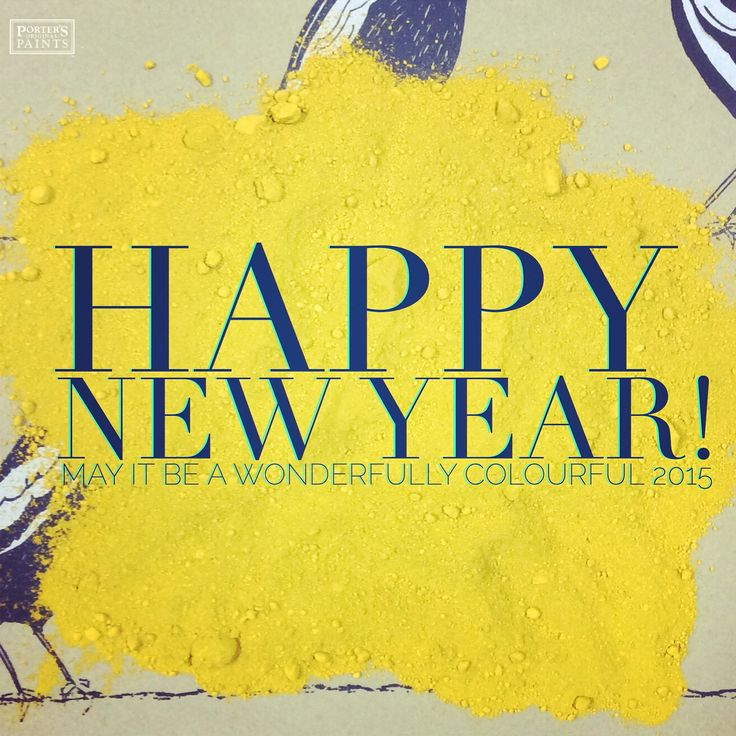 Happy New Year! We are back and eagerly looking forward to making you fabulous colours and introducing new additions!!