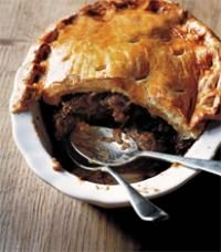 Aunty Mary's Slow-cooked pie by John Torode