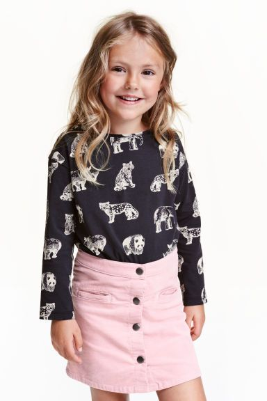 £6 Printed jersey top | H&M  http://www2.hm.com/en_gb/productpage.0428393004.html