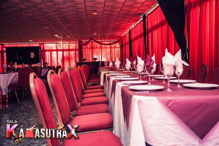 Restaurante KamasutraX despedidas
