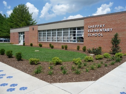 I would so enjoy visiting the Sheffey Elementary School in Wythe County!! A must do...