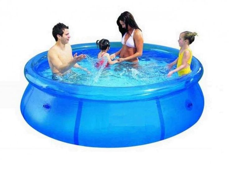 Piscina gonflabila Intex Easy Set 244 x 66 cm - cMall.ro