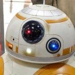Enfin un vrai robot BB-8 grandeur nature bientôt disponible à la vente !