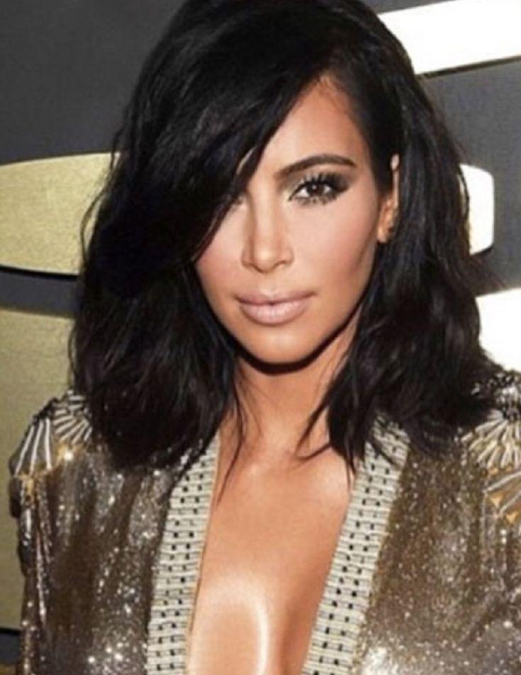 Kim Kardashian – Bob – Custom Celebrity Lace Wig