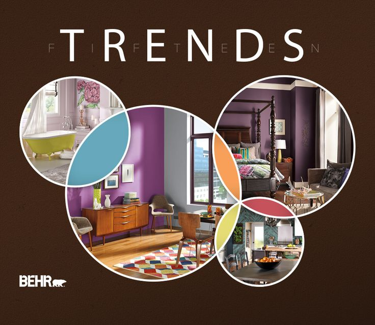 What colors do you dream in......2015! Paints & Wood Stains - Interior / Exterior Paints | Behr Paint