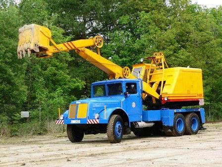 Tatra Excavator Truck-CZ