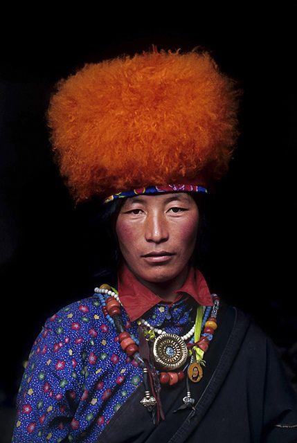 Tibetan Fashion