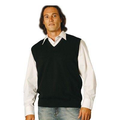 V-Neck Wool/Acrylic Promo Knit Vest Min 25 - 50% Wool; 50% Acrylic. http://www.promosxchange.com.au/vneck-woolacrylic-promo-knit-vest/p-11138.html