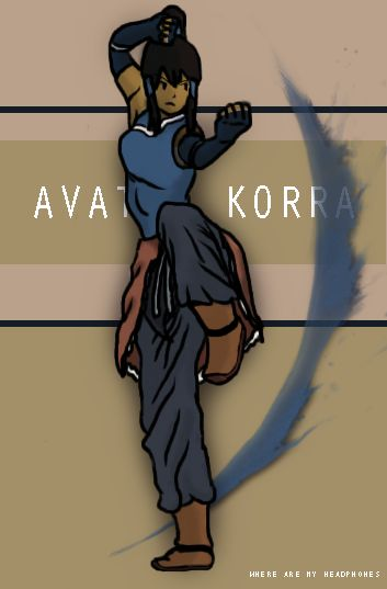 Avatar Korra by Hikarol-chan on DeviantArt