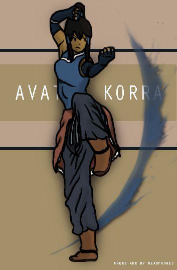 Avatar Korra by Hikarol-chan on DeviantArt