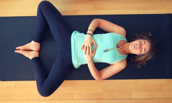 Restorative yoga for adrenal fatigue. I greenpress.co