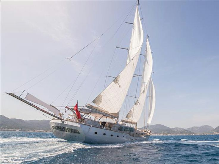 United Yacht Sales Presents The 119 Custom Gulet 2010 Luxury Sailing For SaleTo See This