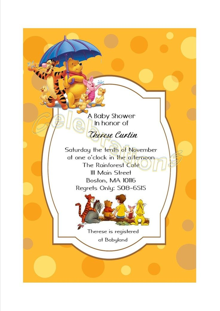 74 best baby shower invitations images on pinterest