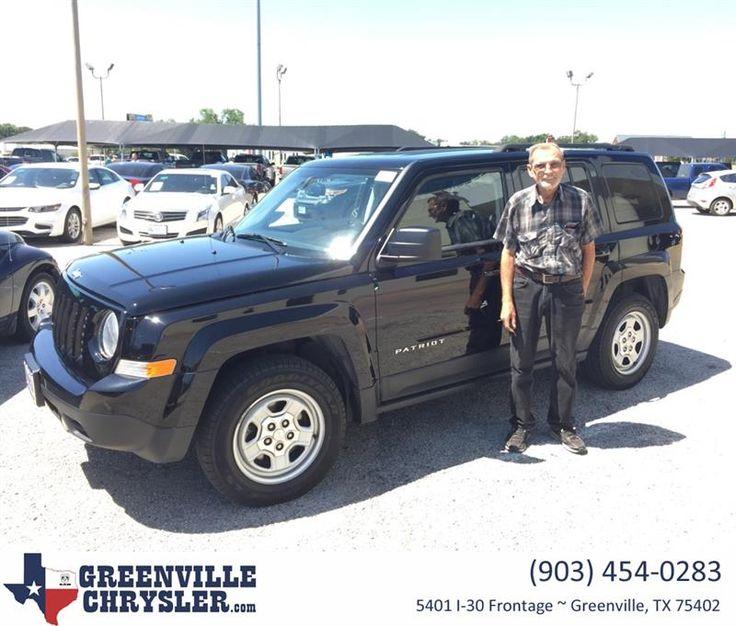 Greenville Chrysler Jeep Dodge Ram Customer Review  Steve done a real good job for me.  Ralph Loucks  Ralph, https://deliverymaxx.com/DealerReviews.aspx?DealerCode=J122&ReviewId=64513  #Review #DeliveryMAXX #GreenvilleChryslerJeepDodgeRam
