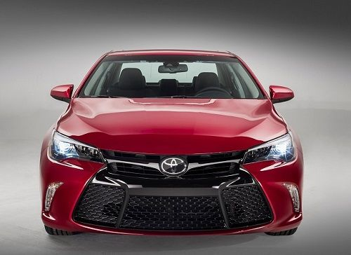2017 Toyota Camry Hybrid is the featured model. The 2017 Toyota Camry  Facelift image is added in car pictures category by the author on Aug