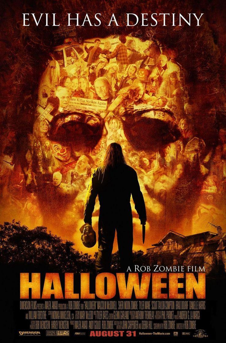 Halloween (2007) Movie Review Rob zombie film, Halloween