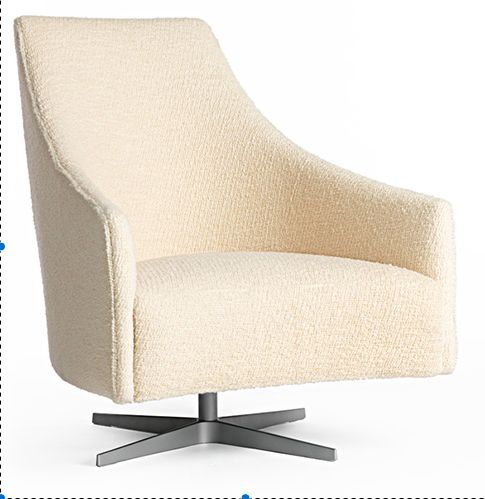 Alternative swivel chair