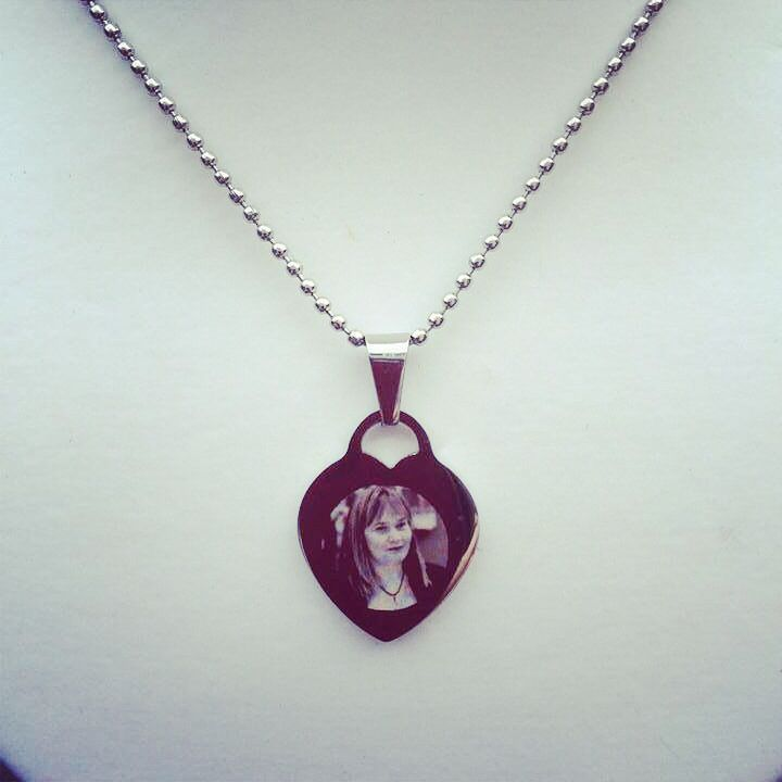 Have your photo engraved onto one of our pieces  #handmade_jewelry #photoengraving #personalisedgifts