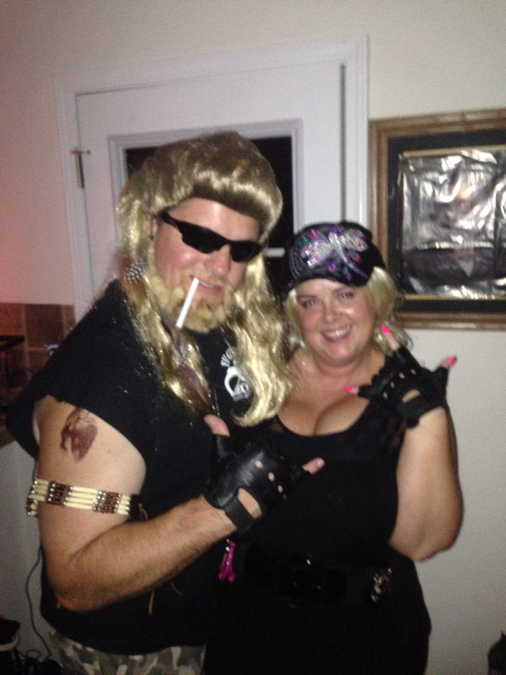 Dog and Beth Bounty Hunters costume | halloween/fall ...