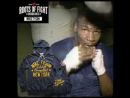 Roots of Fight Mike Tyson Kid Dynamite French Terry Hoodie