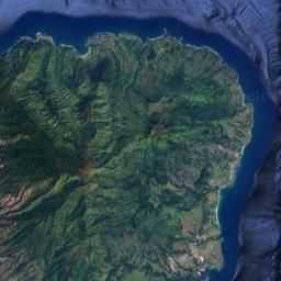 Kauai Map Showing all Kauai's Beaches, Attractions and Activities
