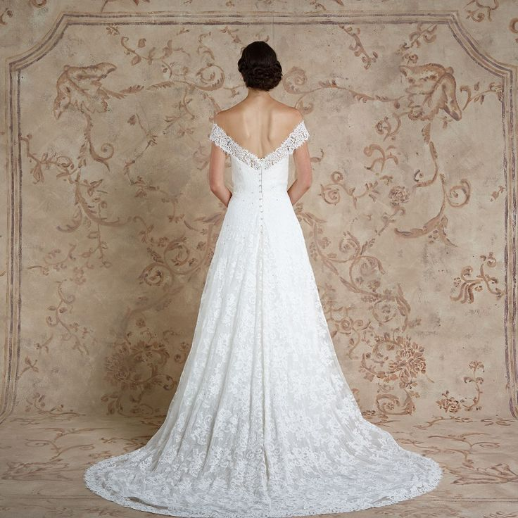 Sareh Nouri Fall 2016 Bridal Collection | itakeyou.co.uk: