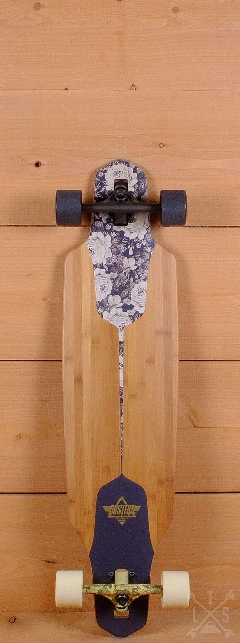 "Dusters Prebuilt 38"" Channel Sepia Longboard"