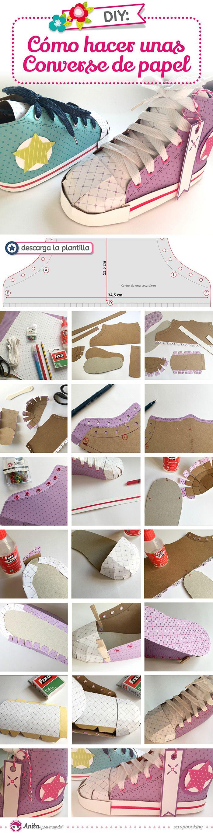 Tarjetas originales. Cómo hacer una tarjeta original con papel. Manualidades con papel. Ideas con papel. Tarjetas creativas. Ideas de tarjetas. Papercraft. Scrap  Cards. DIY. handmade