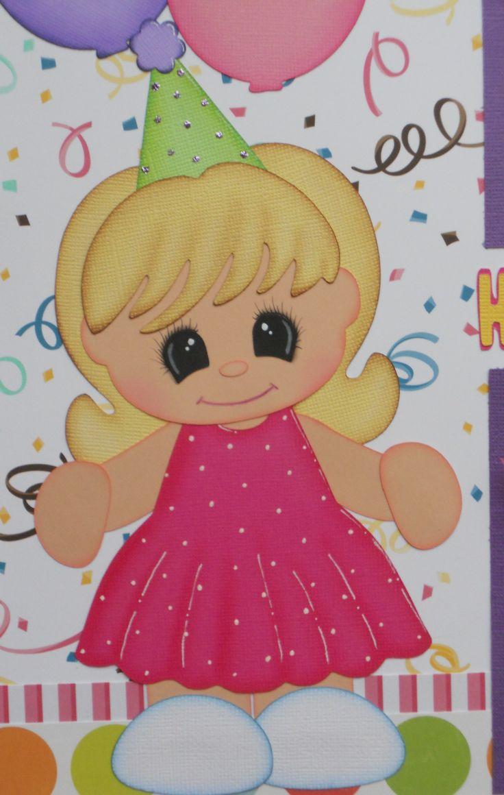 paper piecing birthday | Happy Birthday