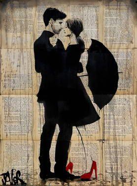 "Saatchi Art Artist Loui Jover; Drawing, ""one"" #art"